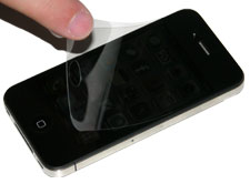 iPhone 4S Screen Protector