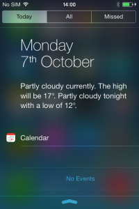 ios 7 notification